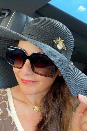 The Big Floppy Bee Sun Hat
