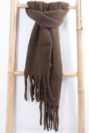 The Blanky Scarf Olive
