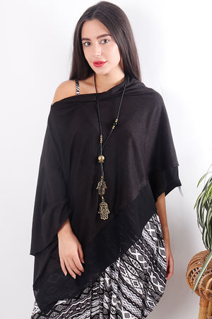 The Capelet Black