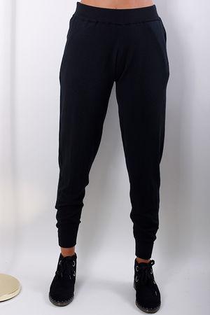 The Cashmere Comfies Black