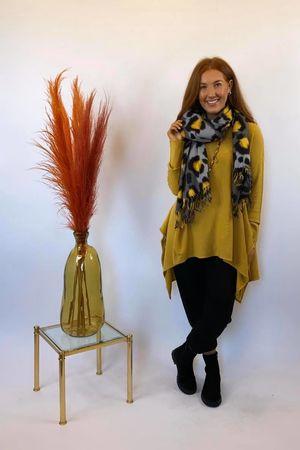 The Charli Parachute Knit Dijon