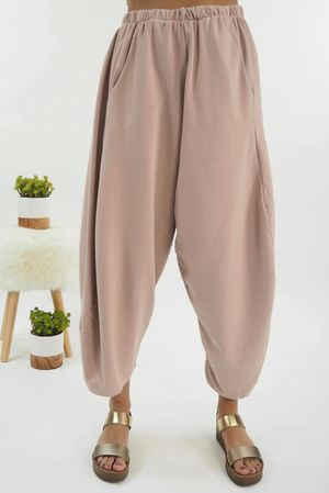The Cocoon Relaxed Sweat Pant Blush