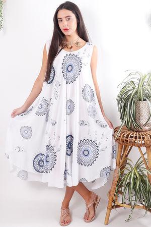 The Dreamy Dress White