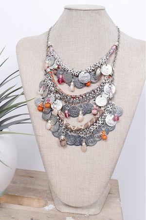 The Eivissa Coin Necklace