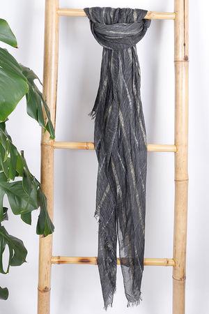 The Eivissa Scarf Slate