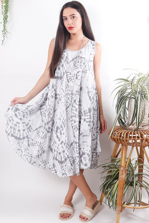 The Fossil Swing Dress Dove