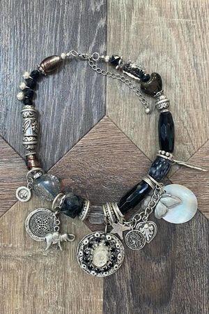 The Goa Noir Necklace
