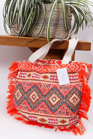 The Ibiza Fringe Bag