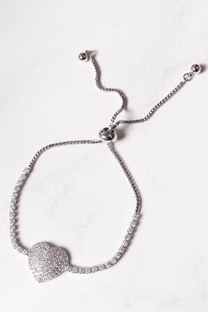 The Ibiza Heart Silver
