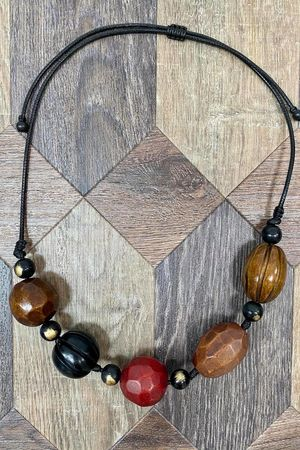 The Iceni Necklace Brown