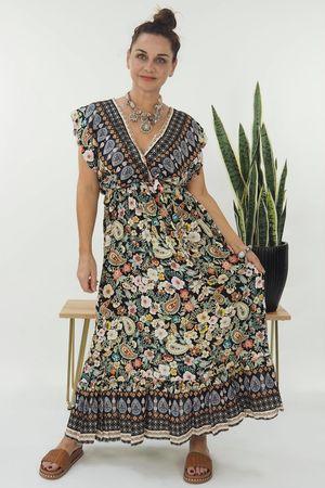 The Irina Dress Black