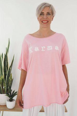 The Karma Easy Tee Candy