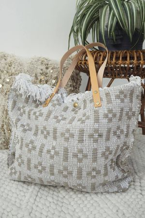 The Kasbah Bag Mocha