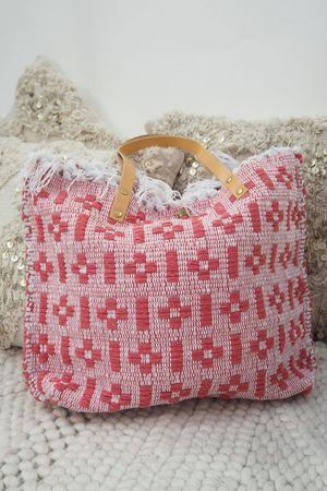 The Kasbah Bag Strawberry