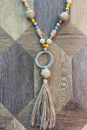 The Kenya Necklace Multi