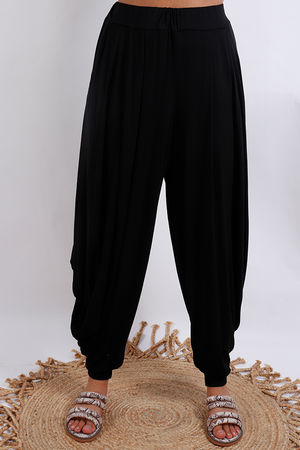 The Kite Pant Black