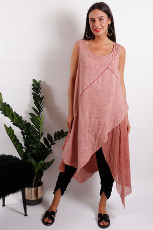 The Lombok Asymmetric Tunic