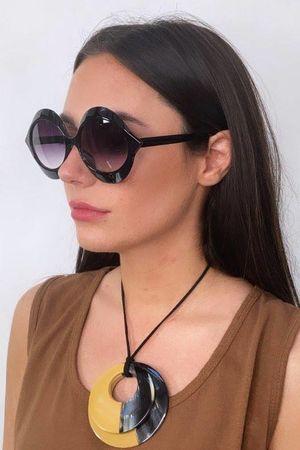 The Lu Lu Sunglasses Black