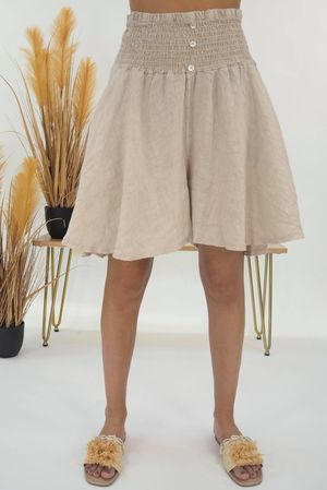 The Lux Linen Shulottes Stone