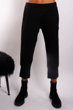 The Lux Yogi Pant Black