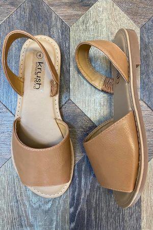 The Menorca Sandal Tan