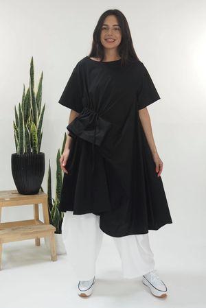 The Mercer Garcon Dress Black