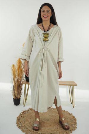 The Mercer Venus Dress Stone