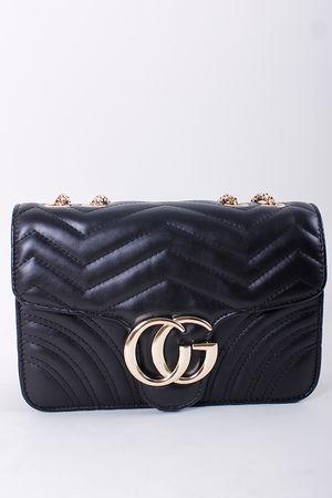 The Michele Bag Black