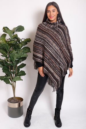 The Missony Knitted Poncho