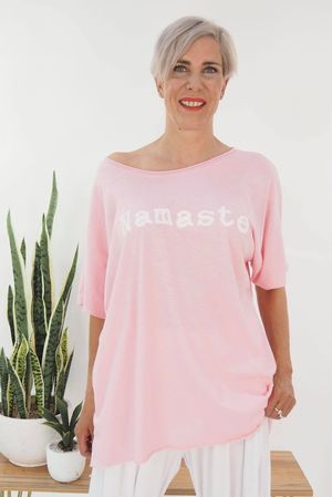 The Namaste Easy Tee Candy