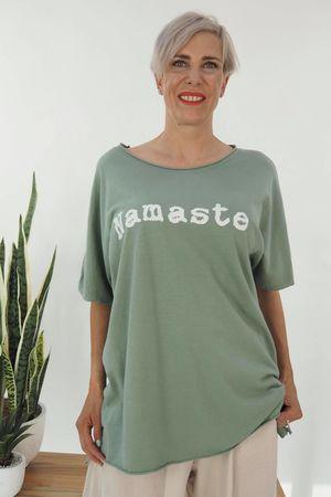 The Namaste Easy Tee Sage