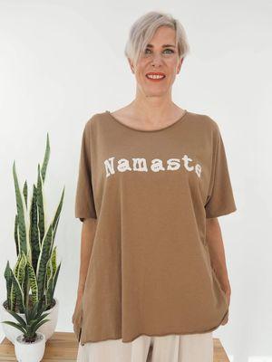 The Namaste Easy Tee Tobacco