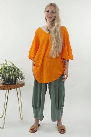 The Negril Super Light Top Tangerine*