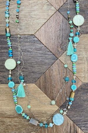 The Ophelia Necklace Blues
