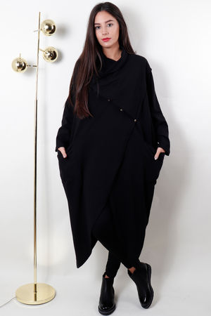 The Pirate Tunic Black