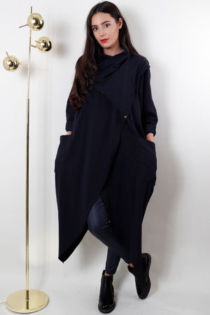 The Pirate Tunic Navy