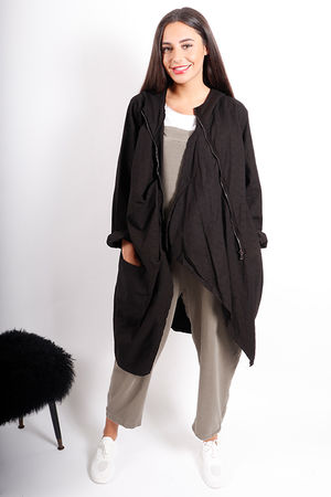 The Quardrophinia Summer Jacket Black