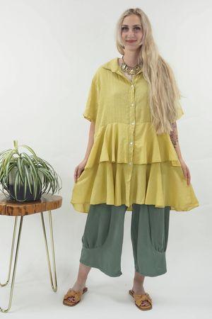 The Ra Ra Shirt Lime