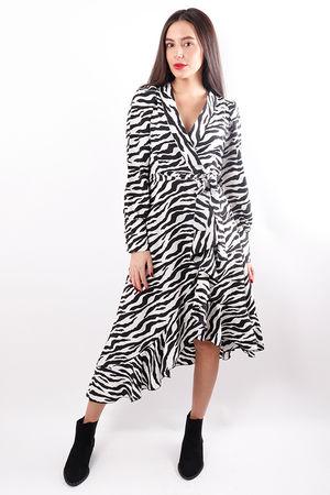 The Rix Tiger Dress Mono