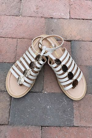 The Roman Disc Sandal