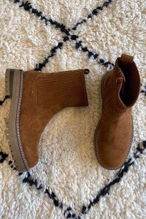 The Santiago Boot Tan
