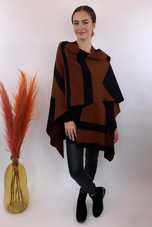 The Santiago Cape Copper Tan