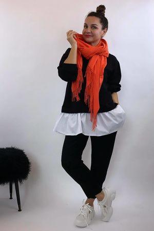 The Shirty Sweatshirt Black