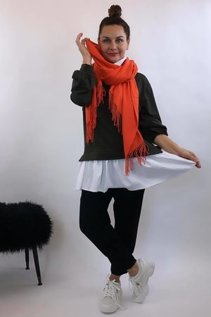 The Shirty Sweatshirt Khaki