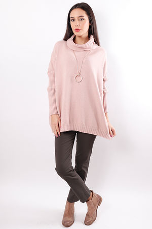 The Ski Bunny Knit Blush
