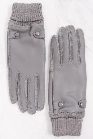 The Sporty Glove Grey