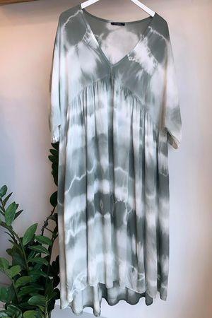 The Storm Maxi Dress Khaki