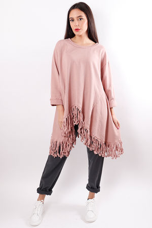The Tassel Sweat
