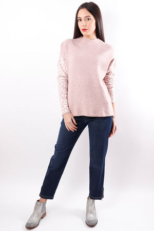 Wild Thing Knit Blush