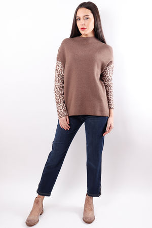 Wild Thing Knit Brown